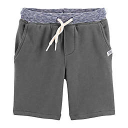 carter's® Pull-On French Terry Short in Black