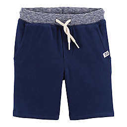 carter's® Pull-On French Terry Short in Navy