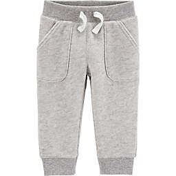 carter's® Marled Yarn Pull-On Pant in Grey