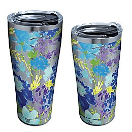 Tervis® Fiesta Purple Floral Stainless Steel Tumbler with Lid