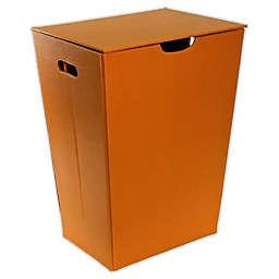 Nameeks Allanto Rectangular Faux Leather Laundry Basket