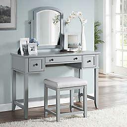 Modern Marketing Vista Vanity and Mirror