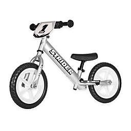 Strider® 12 Pro Balance Bike in Silver