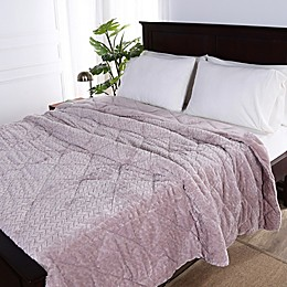 Berkshire Blanket® Braided VelvetLoft® Reversible Comforter