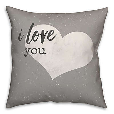 Designs Direct To the Moon and Back Reversible Pillow