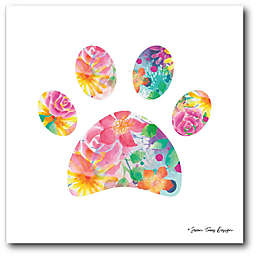Courtside Market™ Caticorn Paw 16-Inch Square Framed Wrapped Canvas