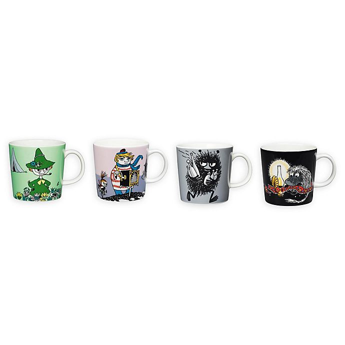 Alternate image 1 for Arabia Moomin Mug Collection