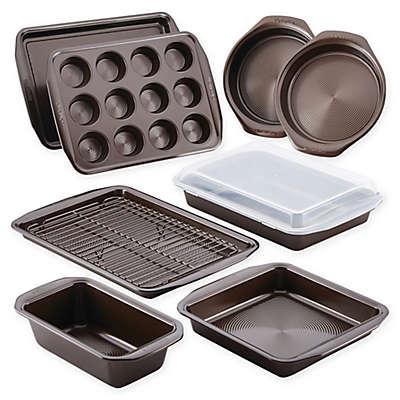 Circulon® Total Non-Stick 10-Piece Bakeware Set in Chocolate