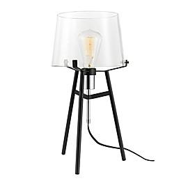 Globe Electric Table Lamp in Black