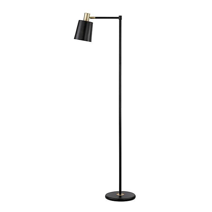 Alternate image 1 for Globe Electric Floor Lamp in Black