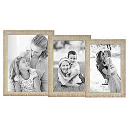 Bee & Willow™ Home Rustic Wood Picture Frame in Acacia