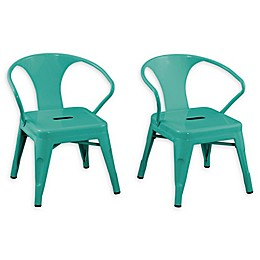 Acessentials® Stacking Activity Chairs (Set of 2)