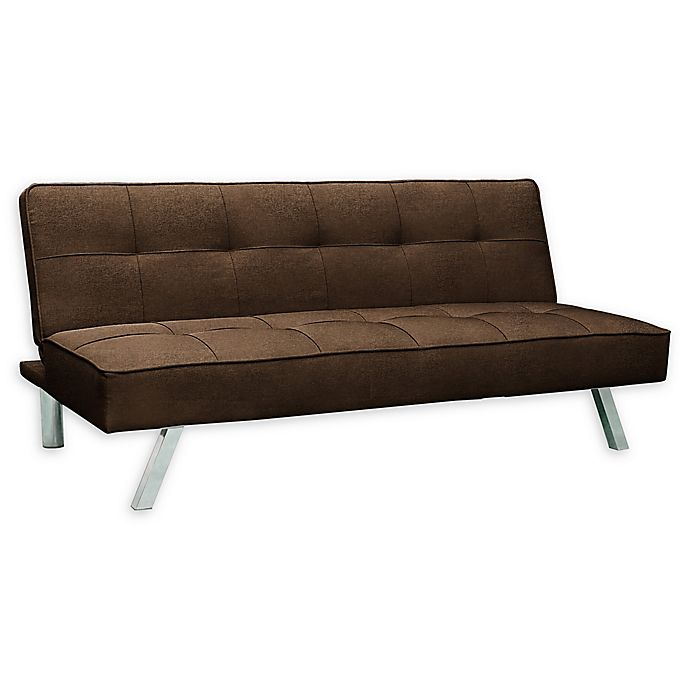 Relax-A-Lounger Polyester Convertible Sofa Sleeper | Bed ...