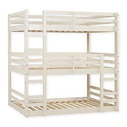 Forest Gate 3-Level Triple Twin Bunk Bed