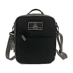 TWELVElittle Adventure Lunch Bag in Black