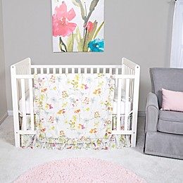 Trend Lab® Wildflowers 3-Piece Crib Bedding Set