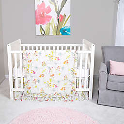 Trend Lab® Wildflowers 3-Piece Crib Bedding Set
