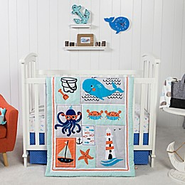 Trend Lab® Ocean Pals 3-Piece Crib Bedding Set