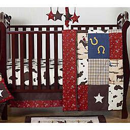 Sweet Jojo Designs Wild West 4-Piece Crib Bedding Set