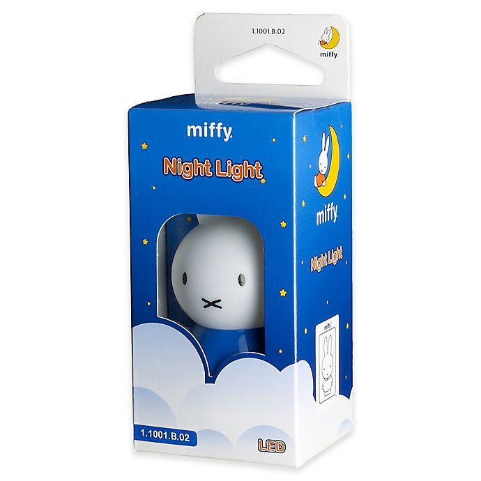 Alternate image 1 for Miffy LED Night Light