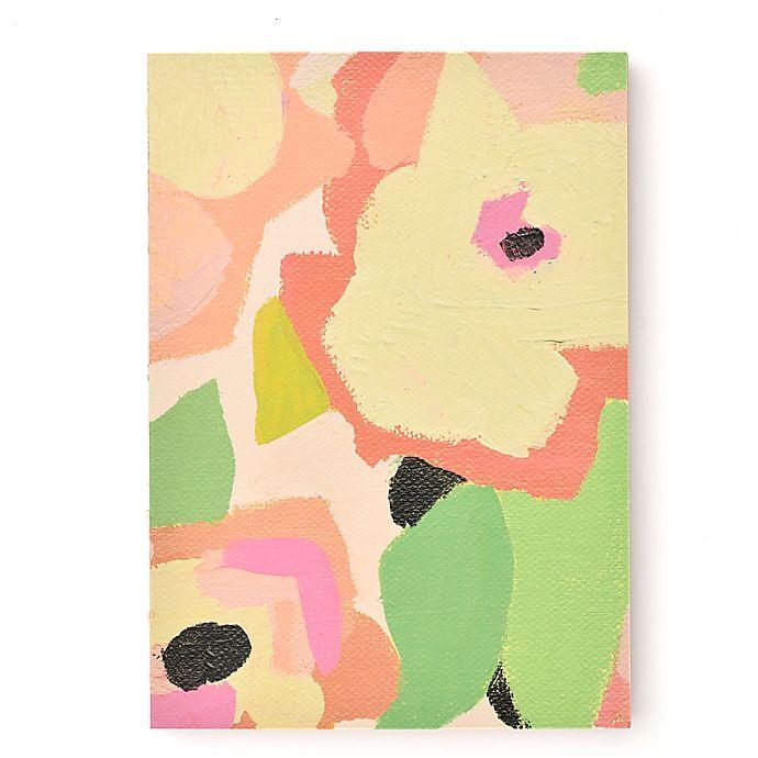 Alternate image 1 for Gartner Studios® Painted Florals Coptic Bound Journal