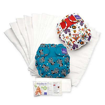 Bambino Mio® 60-Piece Miosoft Reusable Cloth Diaper Set