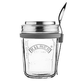 Kilner® 11.8-oz. Breakfast Jar Set