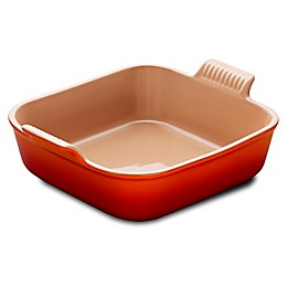 Le Creuset® Heritage 3 qt. Stoneware Square Dish