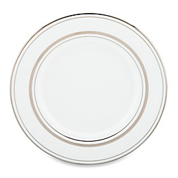 kate spade new york Library Lane Platinum™ Saucer