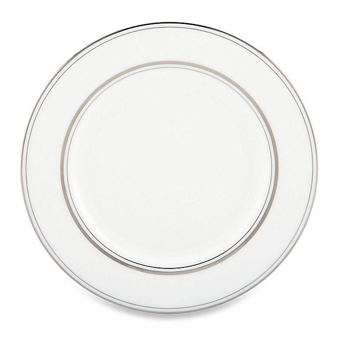 Alternate image 1 for kate spade new york Library Lane Platinum™ Salad Plate