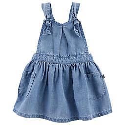 carter's® Chambray Sweetheart Dress