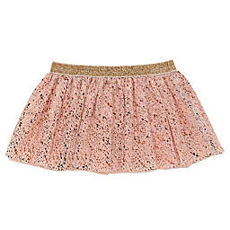 Baby Starters® Splatter Print Tutu in Pink/Rose Gold