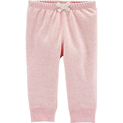 carter's® Pull-On Pant with Bow in Pink