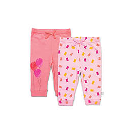 Rosie Pope Baby® 2-Pack Gummi and Balloons Pants