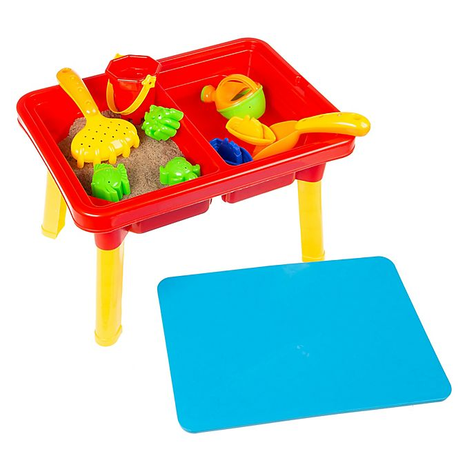 Alternate image 1 for Hey! Play! Water and Sand Sensory Table Set