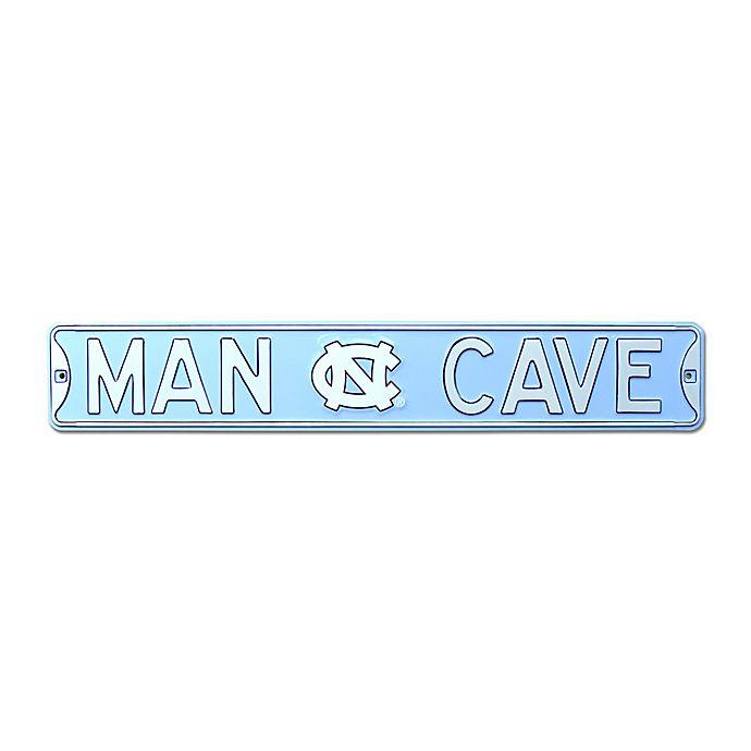 Alternate image 1 for NCAA University Of North Carolina Steel Wall Art in Light Blue