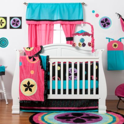 One Grace Place Magical Michayla Crib Bedding Set