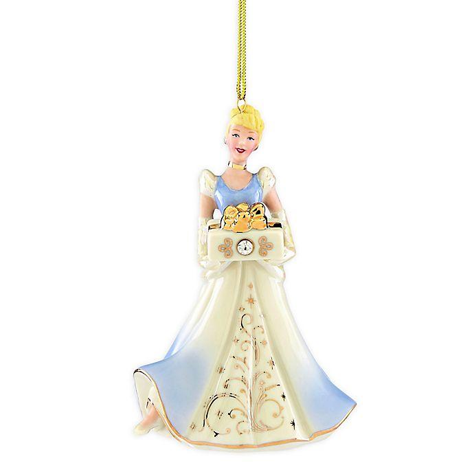 Alternate image 1 for Lenox® Disney® Princess Cinderella Christmas Ornament