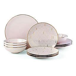 Lenox® Trianna Blush™ 12-Piece Dinnerware Set