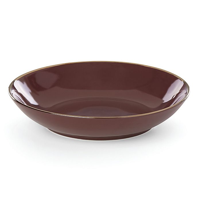 Alternate image 1 for Lenox® Trianna Merlot™ Pasta Bowl