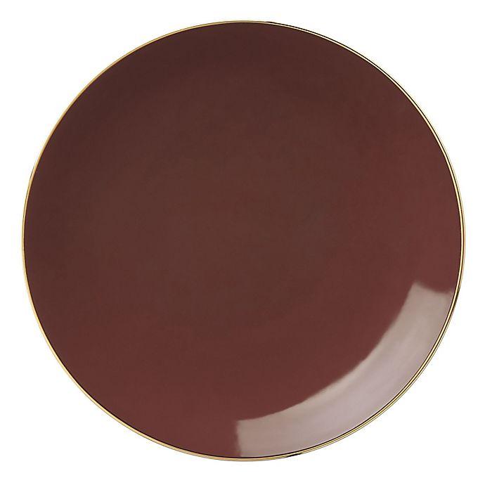 Alternate image 1 for Lenox® Trianna Merlot™ Dinner Plate