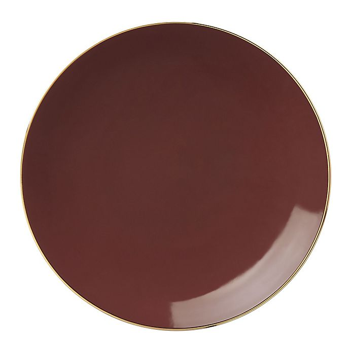 Alternate image 1 for Lenox® Trianna Merlot™ Salad Plate