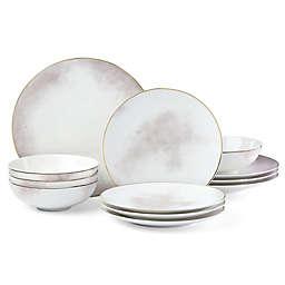 Lenox® Salaria™ 12-Piece Dinnerware Set