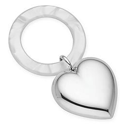 Reed & Barton Precious Heart™ Rattle