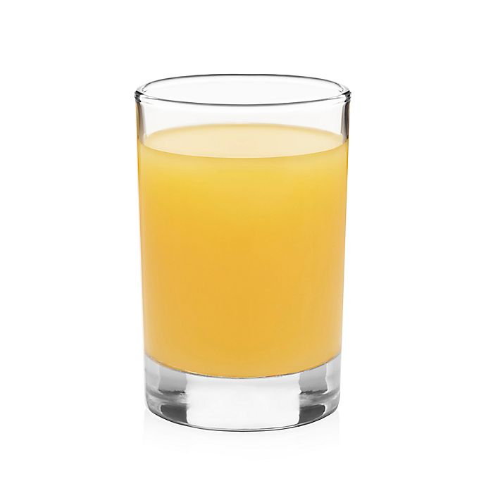 Alternate image 1 for Libbey® Glass Juice Glasses in Clear (Set of 8)