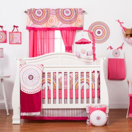 One Grace Place Sophia Lolita Crib Bedding Set