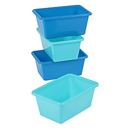 Tot Tutors Standard Storage Bins (Set of 4)