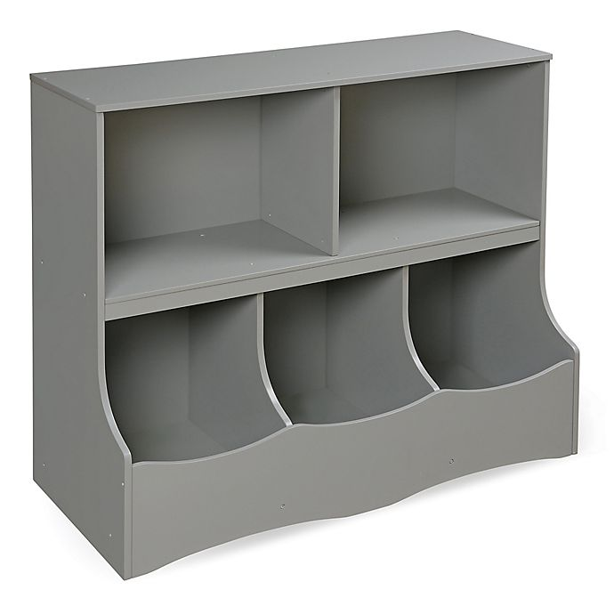 Alternate image 1 for Badger Basket 5-Compartment Cubby