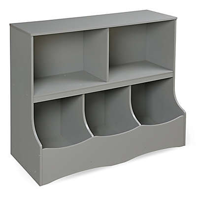 Badger Basket 5-Compartment Cubby