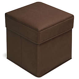 Badger Basket® Folding Storage Ottoman